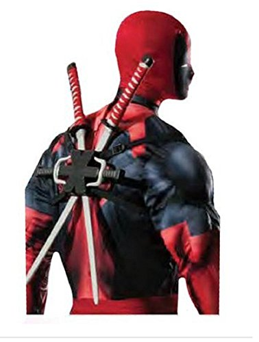 Deadpool Weapon Kit Adult Halloween Accessory