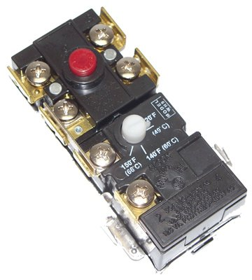 Reliance 100108-425 Single Element Electric Water Heater Thermostat ()