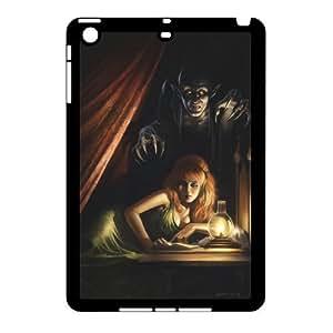3D Zombie Series,iPad Mini 2D Case,Zombie Vampire Phone Case For iPad Mini 2D[Black]