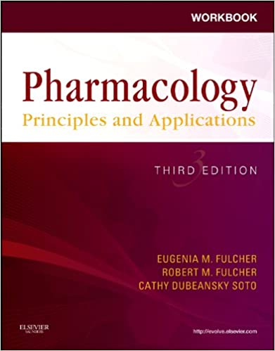 Workbook for pharmacology principles and applications a worktext workbook for pharmacology principles and applications a worktext for allied health professionals 3e 9781455706402 medicine health science books fandeluxe Gallery
