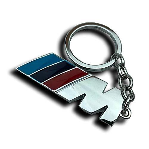 Porte-cl/és BMW Motorsport ////// M Tech Argent Chrome