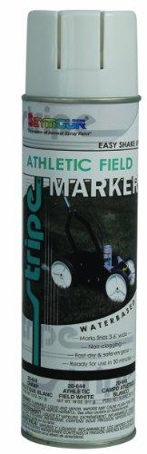 (Seymour 20-644 Stripe Athletic Field Marker, White)