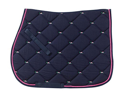 Centaur Turtles Saddle Pad – All Purpose Navy/Green