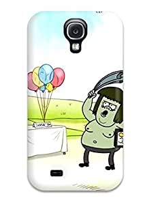 For Galaxy S4 Protector Case Regular Show Phone Cover