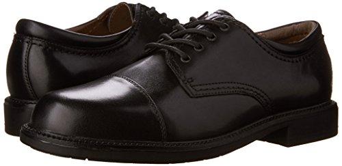 Dockers Men's Gordon Cap Toe Oxford,Black,13 M US