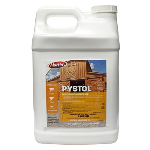 PYSTOL Misting Concentrate 2.5 Gallon Misting Concentrate