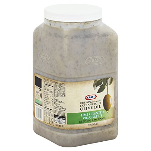 Kraft Lime Salad Dressing, 1 gal. Jug (Cilantro Lime Salad Dressing)