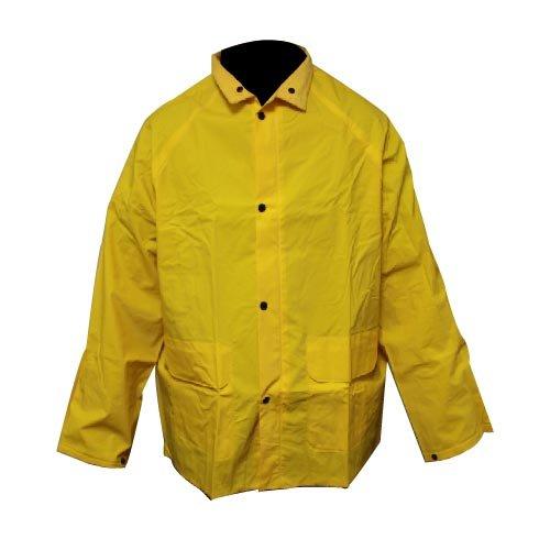 Liberty DuraWear PVC/Polyester Protective Rainwear Jacket wi