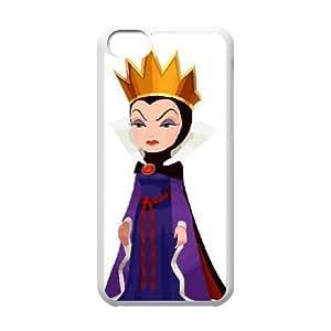 iphone5c White phone case The Evil Queen PLC6723698