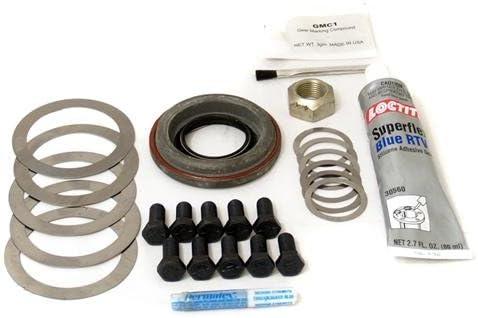 G2 Axle /& Gear 25-2033 G-2 Minor Installation Kit