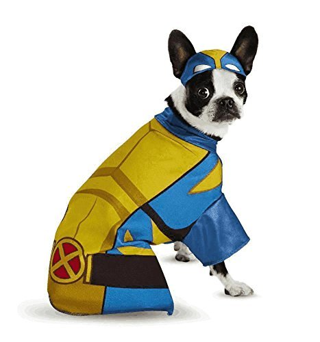 Wolverine Dog Costume