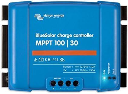 Regulador de Carga Solar MPPT 100/30Victron Energy Blues olar de energyxxl