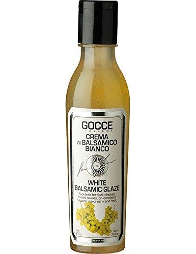 White Balsamic Glaze 210 g - Gocce