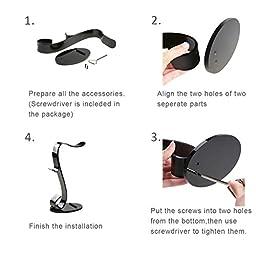 AmoVee Pro Headphone Hanger Multifunctional Holder for Headphone / Cellphone / iPad / Watch
