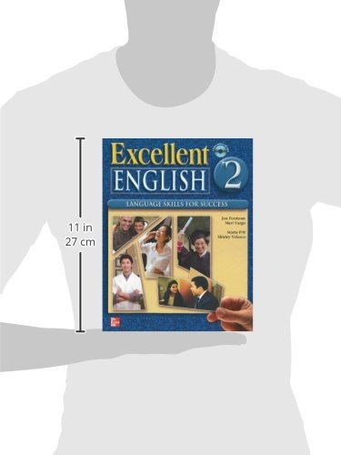 Excellent English Level 2 Student Book with Audio Highlights and Workbook with Audio CD Pack Language Skills for Success