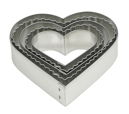 Mrs. Anderson's Baking 42155 Anderson's Cookie Cutters, Set of 5