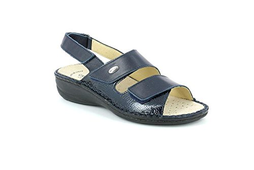 GRUNLAND SE0064 DARA Sandalo Donna P. Blu 39