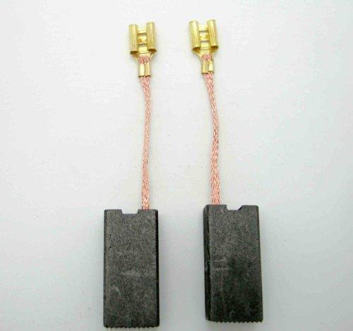 Carbon Brushes Hilti Wall Chaser DCSE19 DCSE20 110v Ref 206240 6.8x12.4x26 H6 Faryear Ltd