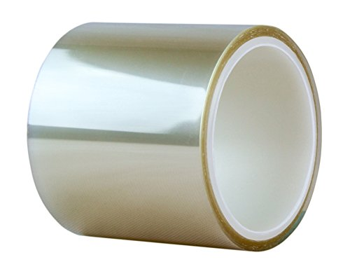 TIERRAFILM Cake Collar, Chocolate and Cake Decorating Acetate Sheet CLEAR ACETATE ROLL - Various Sizes (2.5