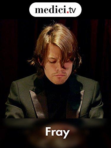 Recital David Fray: Schubert, Bach, Schumann - Verbier Festival (No dialog)