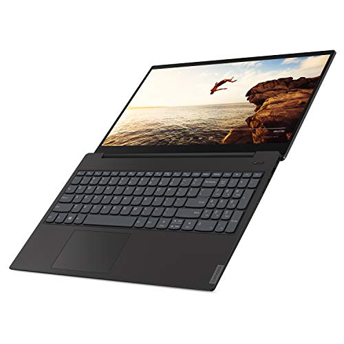 Lenovo ideaPad S340 15.6″ 8GB Memory, 256GB PCIe SSD Laptop, Core i3-8145U, Dual-Core up to 3.90 GHz, USB-C, DDR4 RAM, Webcam, Keypad, Bluetooth 4.1, Win 10, Black