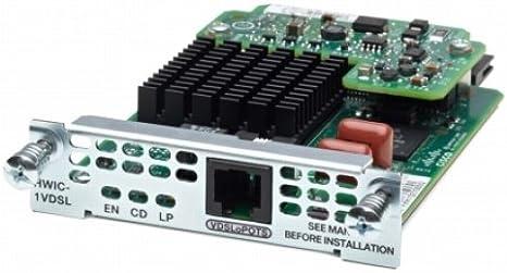CISCO EHWIC-VA-DSL-A Multimode High-Speed WAN Interface Card 1 YEAR WARRANTY