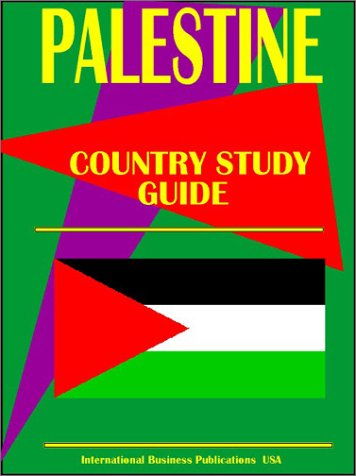 Palestine Country Study Guide (World Spy Guide Library)