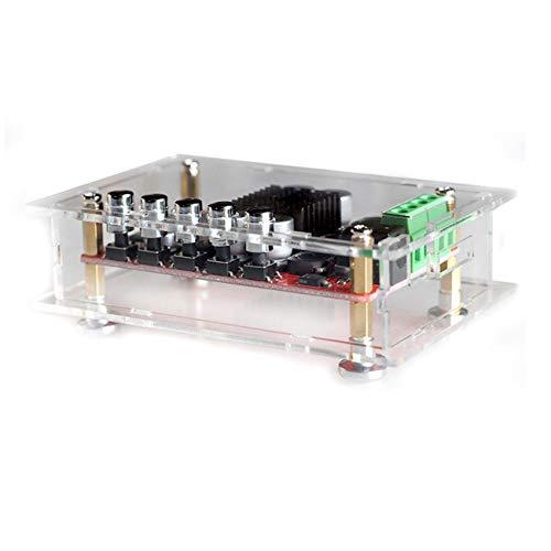 TOOGOO Tda7492P 50W+50W Wireless Bluetooth 4.0 Audio Digital Amplifier Board+Case Kit