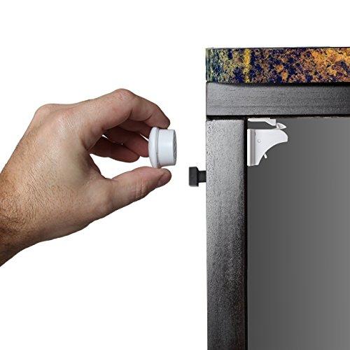 Child Proof Cabinet Magnets Amazon Com