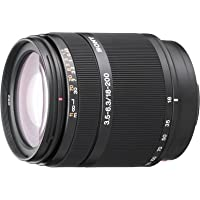 SONY DT 18-200mm F3.5-6.3 SAL18200 - International Version (No Warranty)