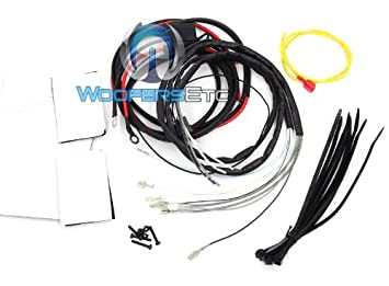 amazon com arc audio motorcycle wiring harness kit automotive arc audio motorcycle wiring harness kit