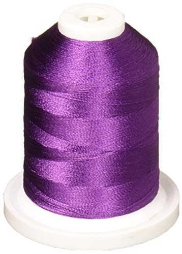 Robison-Anton Rayon Super Strength Thread, 1100-Yard, Mulberry