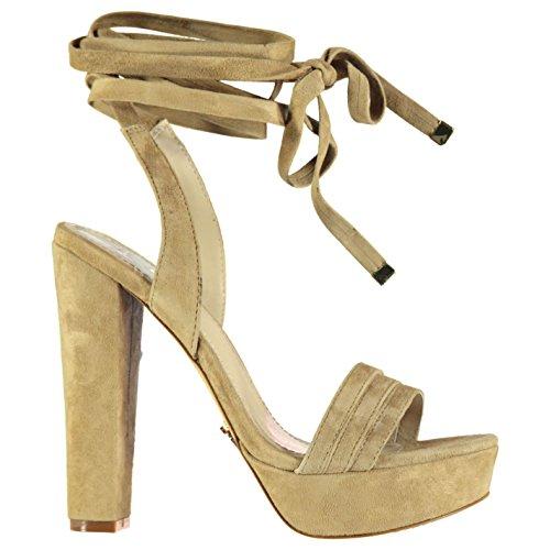 Windsor Smith Mujer Mythic Tacon Sandalias Verano Casual Plataforma Zapatos Sand