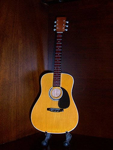 Mini Guitar DAVE MATTHEWS Display Gift Dave Matthews Electric Guitar