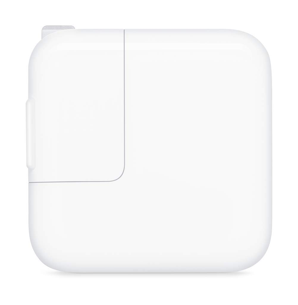 Apple 12W USB Power Adapter (for iPhone, iPad) by Apple