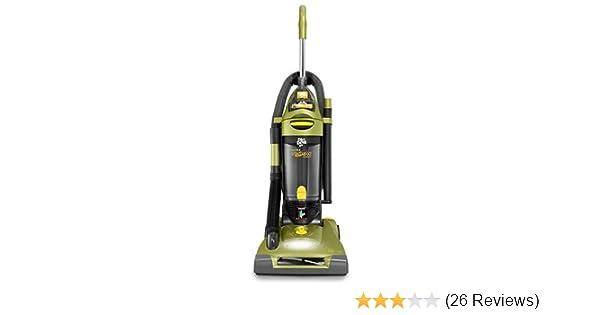 Amazon Com Dirt Devil Ultra Vision Turbo Bagless Upright Vacuum M087300