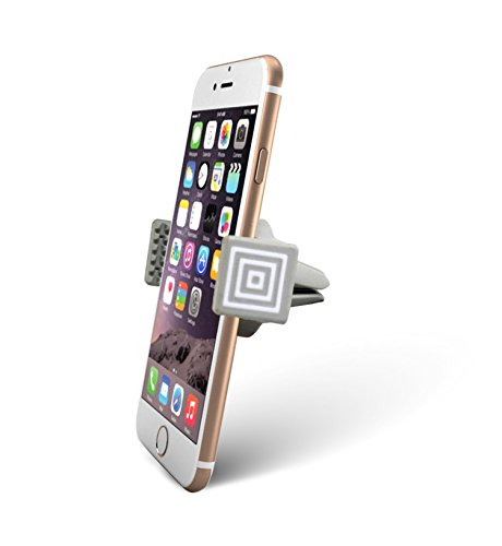 Car Mount - Colorry Universal Smartphone Air Vent Holder - Colorful Clip Accessory for iPhone 7 6 6S 6 Plus 5 5S 5C 4 4S Samsung Galaxy S7 S6 Edge S5 S4 S3 Note 5 4 3 Google Nexus