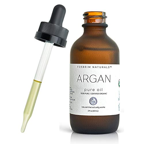 Organic-Argan-Oil-for-Hair-Face-Skin-Nails-Extra-Virgin-100-Pure-Moroccan-Oil-USDA-Certified-Premium-Grade-Cold-Pressed-From-Morocco-Foxbrim-Naturals-2-oz