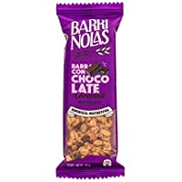 Barras nutritivas de avena con Chocolate 100% natural (42 pz)