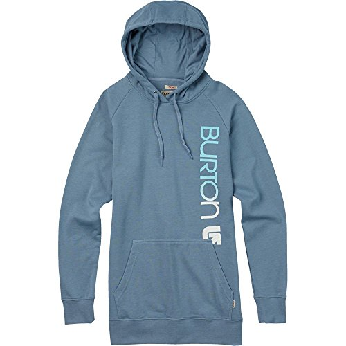 Burton Jersey Hooded (Burton Women's Antidote Pullover Hoodie, Small, Faded Heather)