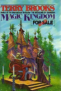 book cover of Magic Kingdom for Sale - Sold