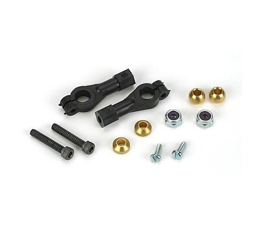 Adjust Rod (Du-Bro 2137 E/Z Adjust Ball Link For 4-40 Rods With Hardware, 4-40 x 5/8