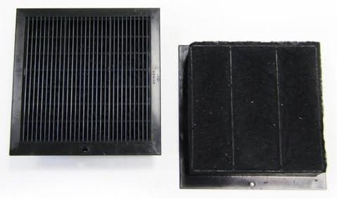 Filtro de carbón activo/02825263/recirculante Campana para cata/Nodor/TF 2003/G 45/Extender/Incluye entsorgu ngstüte/116 x 119 x 26/TCF de 003 Super Calidad: Amazon.es: Grandes electrodomésticos