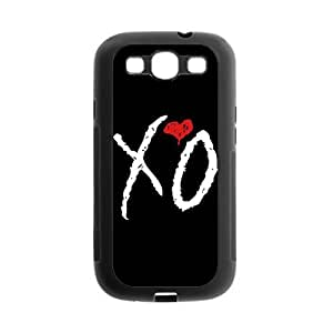 Danny Store XO The Weeknd Protective TPU Gel Rubber Back Fits Cover Case for SamSung Galaxy S3