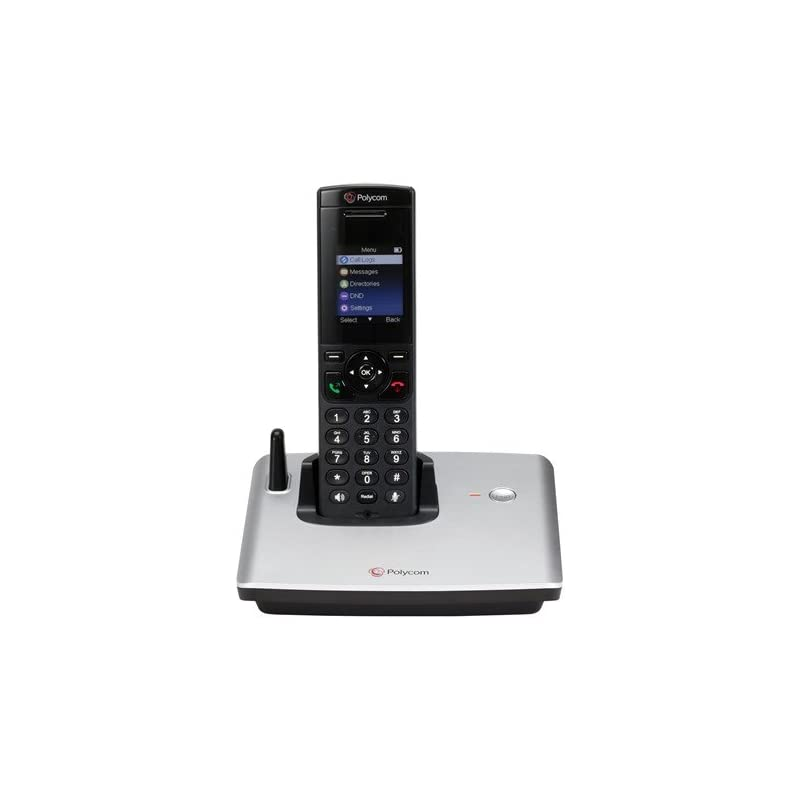 Polycom VVX D60 Base Station with Wirele