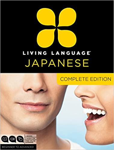 including 3 coursebooks and free online learning Japanese reading /& writing guide 9 audio CDs Complete Edition: Beginner through advanced course Living Language Japanese