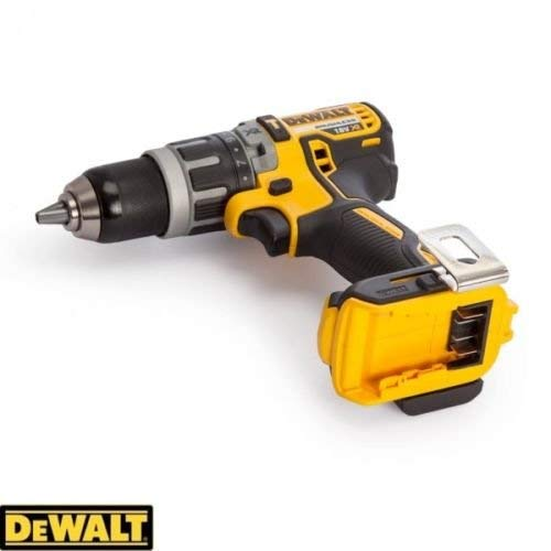 Dewalt DCD796 18v Brushless Combi Drill with DS300 Case /& 6 Piece Flat Drill Bit