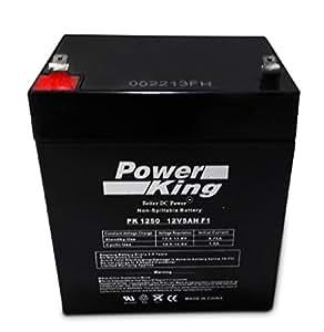 12V 4.5Ah BSL1050 BSL1055 PC1240 BP512 SLA Battery Beiter DC Power®