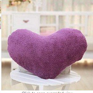 misslight corazón almohada amor forma de corazón cojines ...