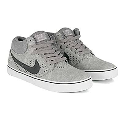 ee32d8dcc84c Nike Sb Paul Rodrigez 5 Mid Lr Soft Grey Black Natural Mens Shoes   Amazon.co.uk  Shoes   Bags